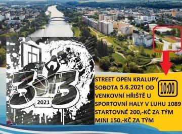 Street Open Kralupy